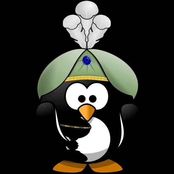 Oriental Penguin 2