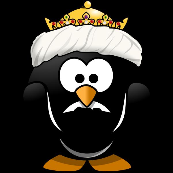 Oriental Penguin 3