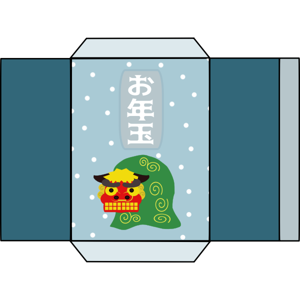 Japanese New Year's tradition