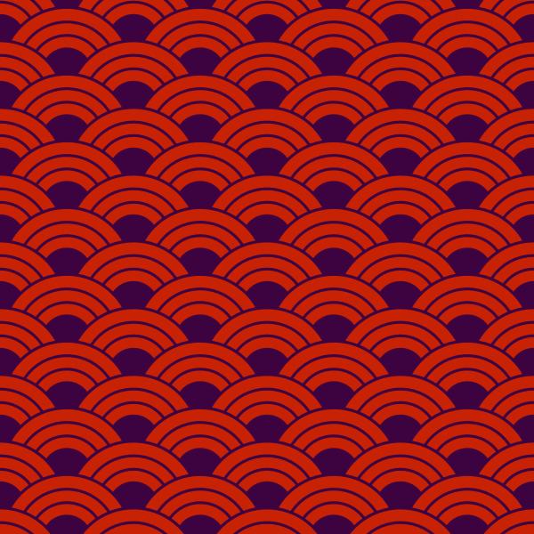 Scrapbook pattern wallpaper