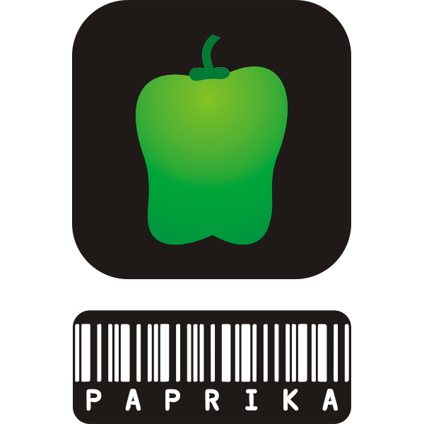 Vector illustration of paprika icon