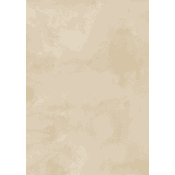 Vector graphics of parchment background