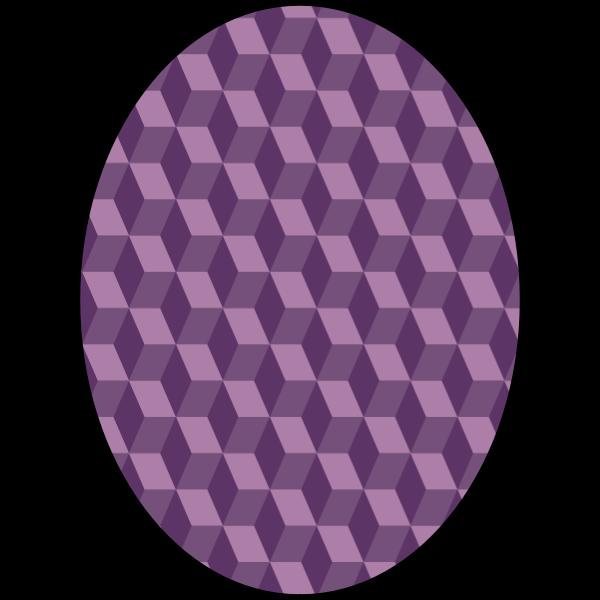 pattern false cubes