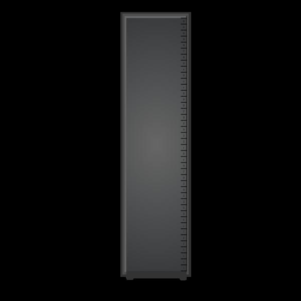 Server rack vector illustration
