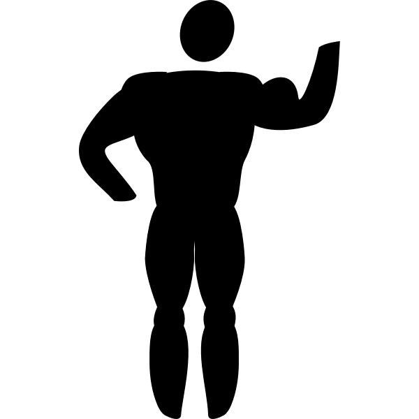 Muscles symbol