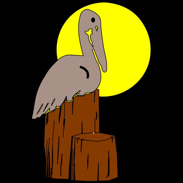 State bird of Louisiana