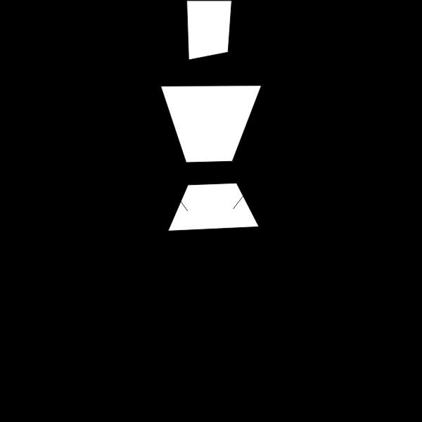 personnage fil de fer