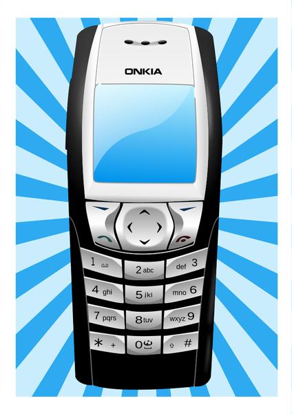 Oldish mobile phone