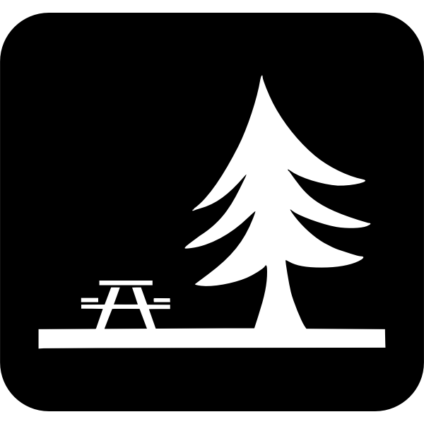 Picnic symbol icon