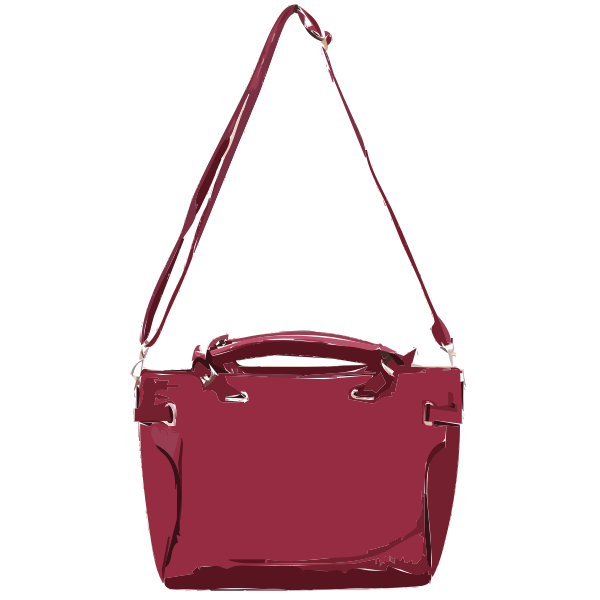 pink handbag design