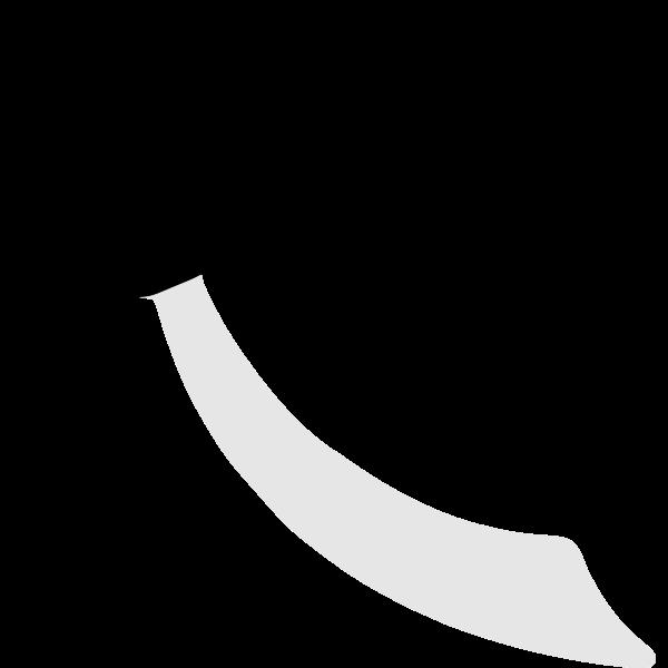 Pirate cutlass