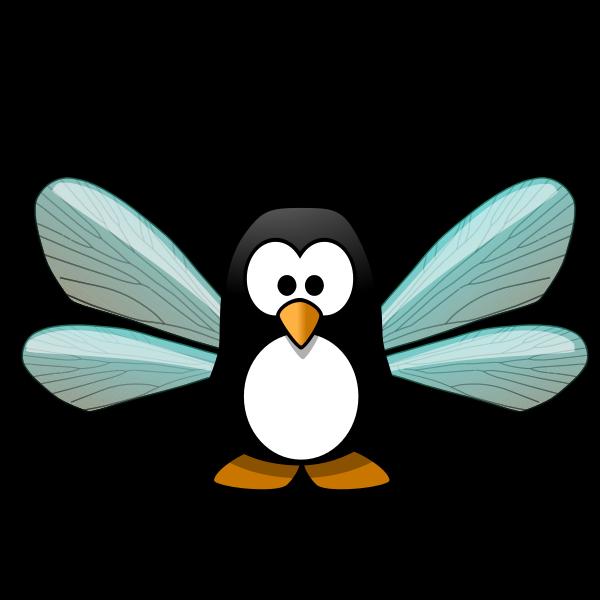 Penguin fairy