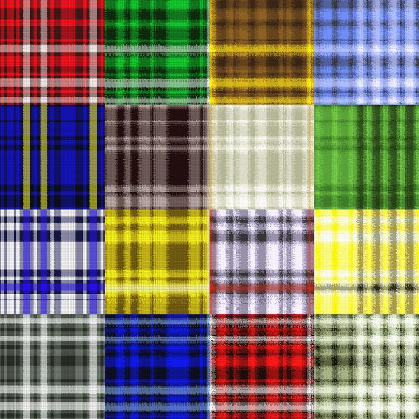 plaid  filters 2