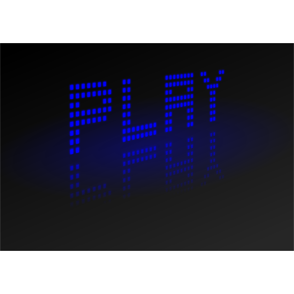 Play sign