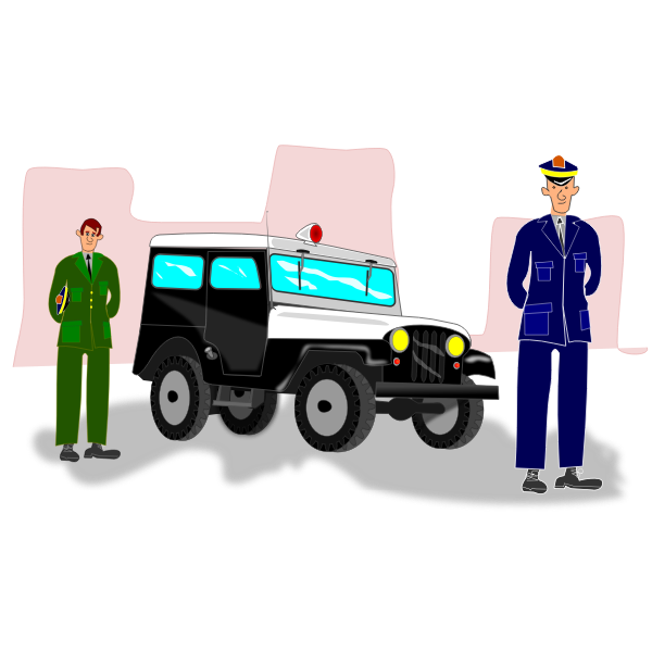 policia anos 60