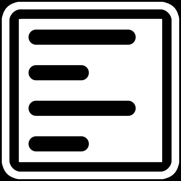 primary align left