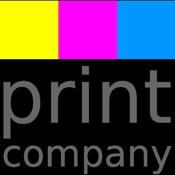 Logo for Print company.