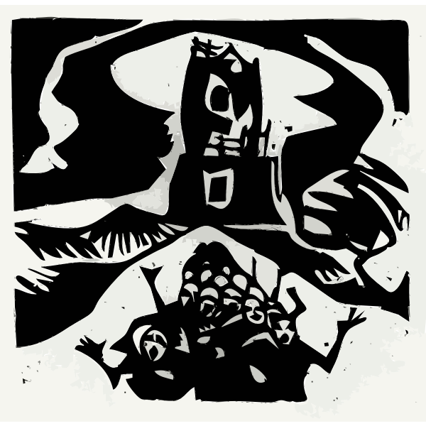 public domain lino cut 2016042958