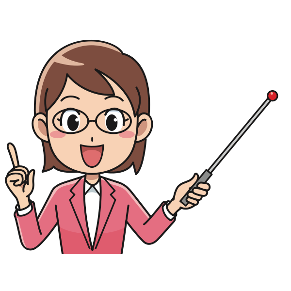 Female instructor