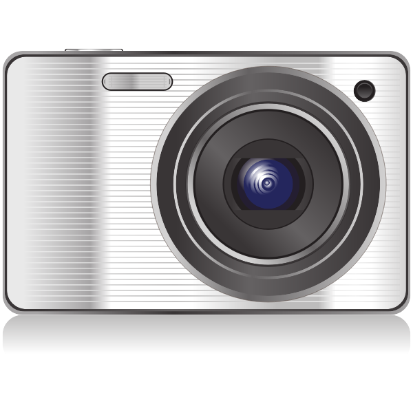 Digital point and shoot camera