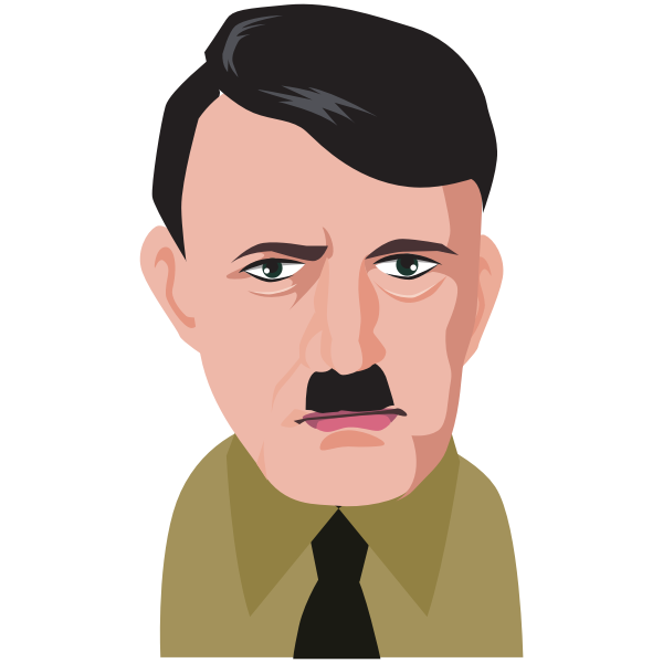 polititian - Adolf Hitler