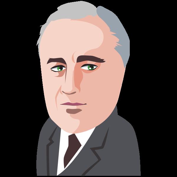 polititian - Franklin Delano Roosevelt