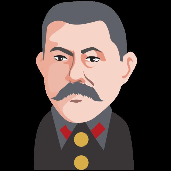polititian - Joseph Vissarionovich Stalin