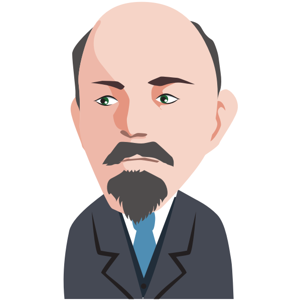 polititian - Vladimir Lenin