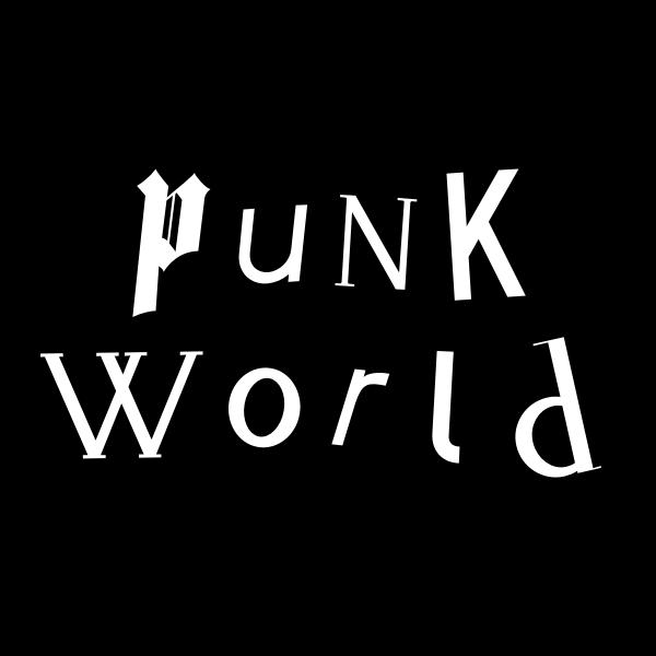 Punk world (black)