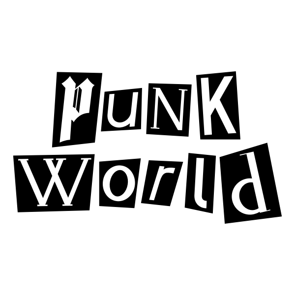 Punk world (black)