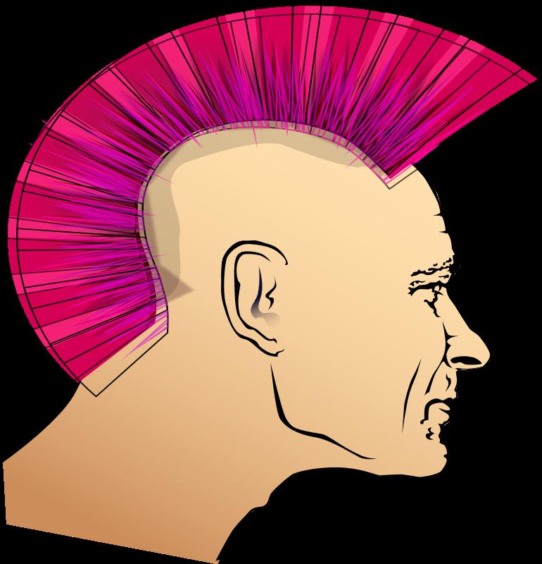 Punk dude-1575383222