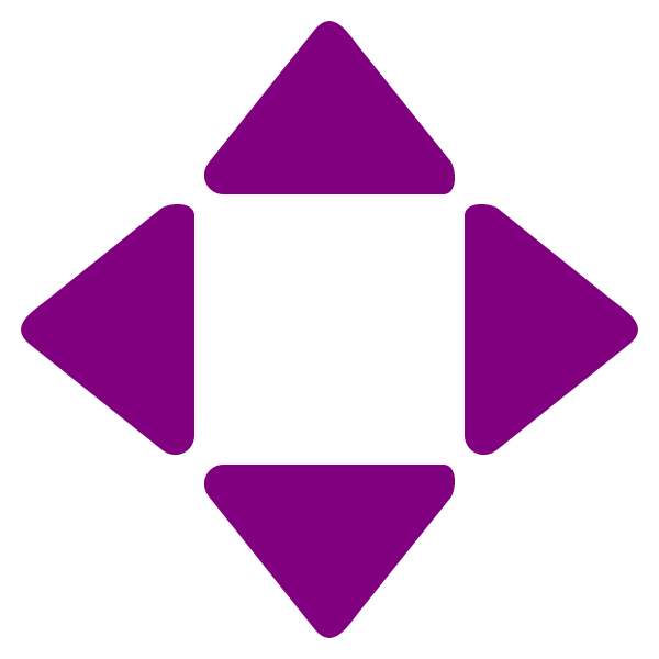 purple rounded arrows