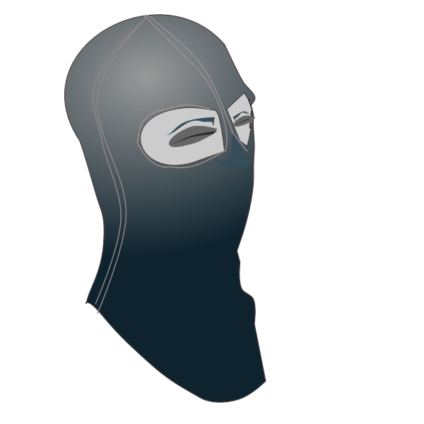 Racing face mask