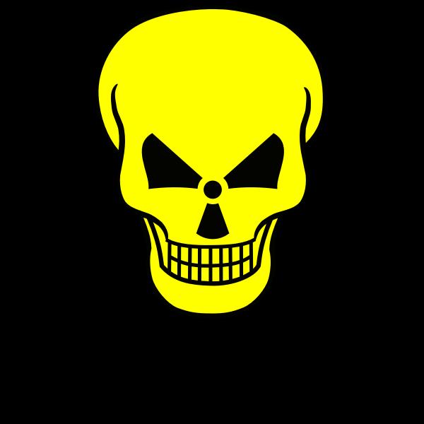 Radioactivity kills