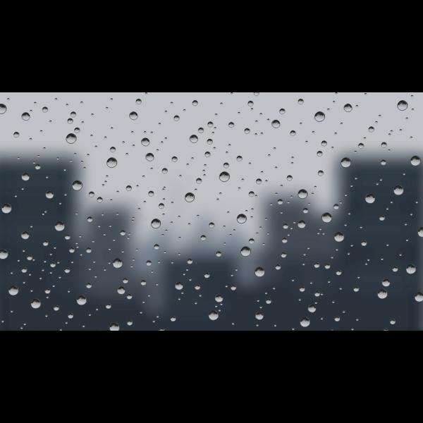 Window rain