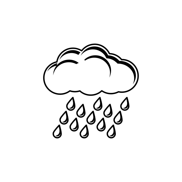 clip art of black and white rainy day sign free svg clip art of black and white rainy day