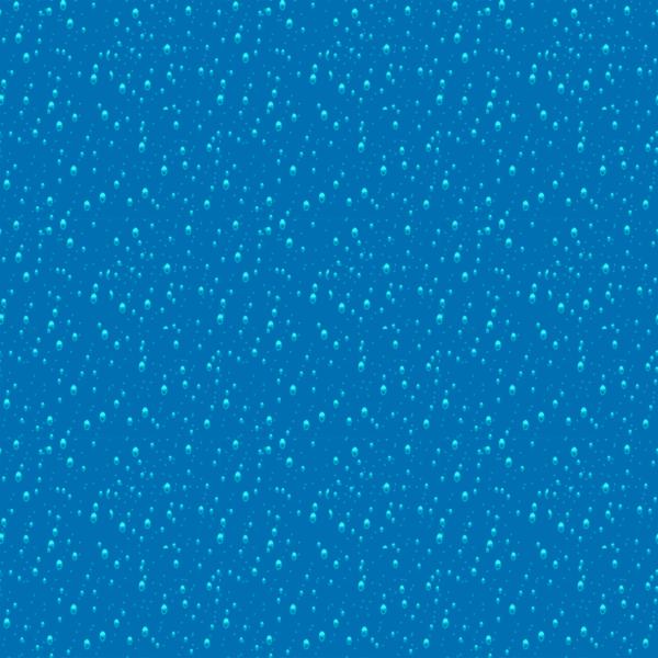 raindrop seamless pattern