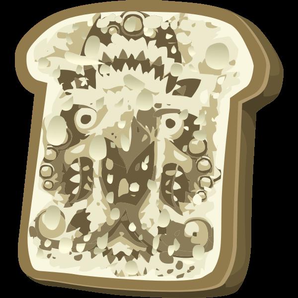 rare items pareidolic cosma toast