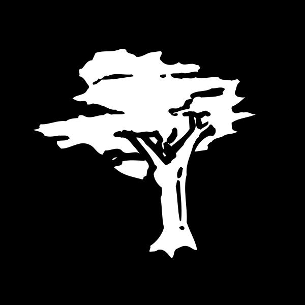 Tree Sketch Free Svg