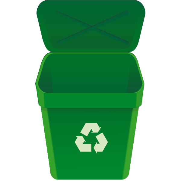 recycle can