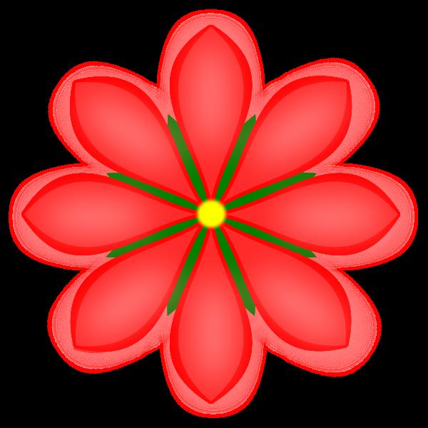 Red flower-1572599633