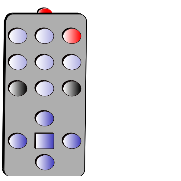 Simple remote control