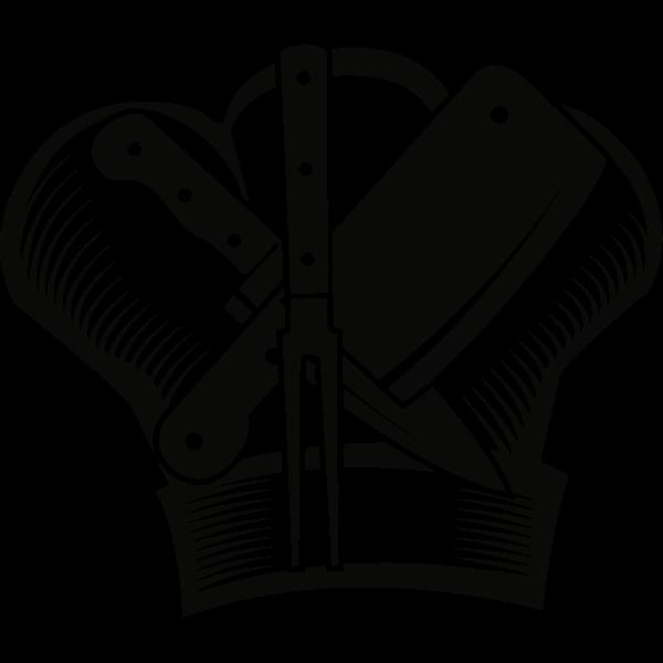 Restaurant design logo