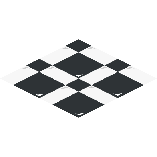 isometric floor tile vector image