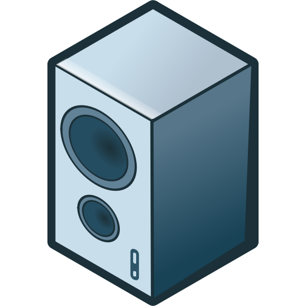 isometric loudspeaker