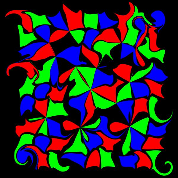 RGB,RGB pattern