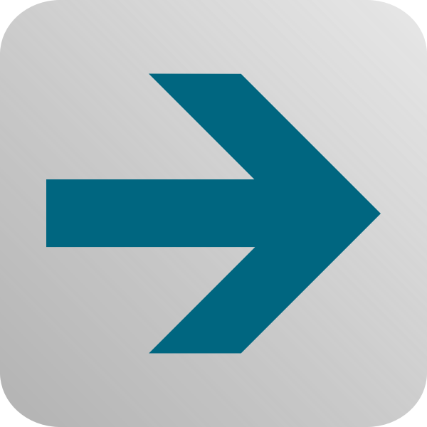 Arrow direction to the right