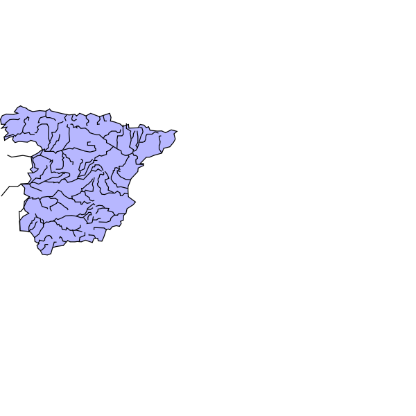 Rivers in Spain