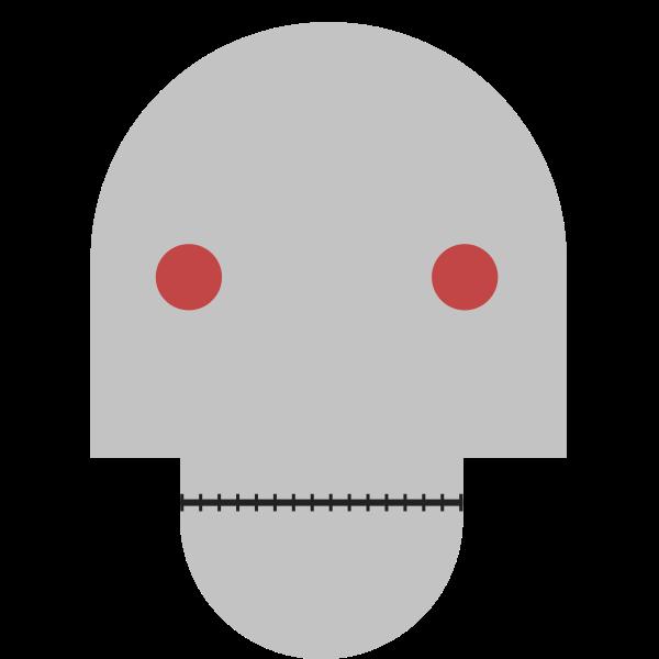 robot head 21