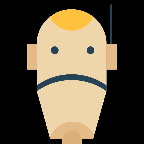 robot head 41